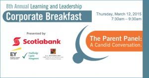 LDAO's 2015 Corporate Breakfast