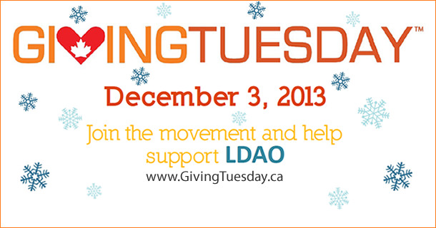 GivingTuesday2013