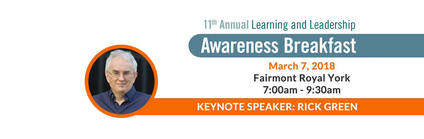 11th Annual Learning and Leadership Awareness Breakfast